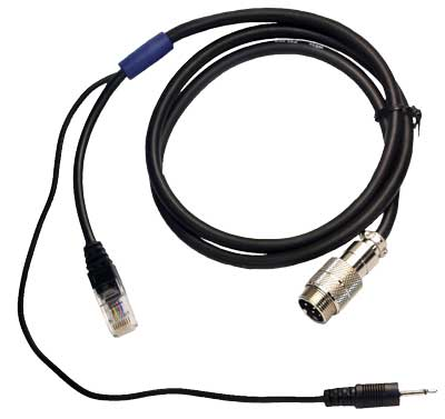 Heil HSTA-IM Extra interface cable for Traveler IC-706 & iCM Mic